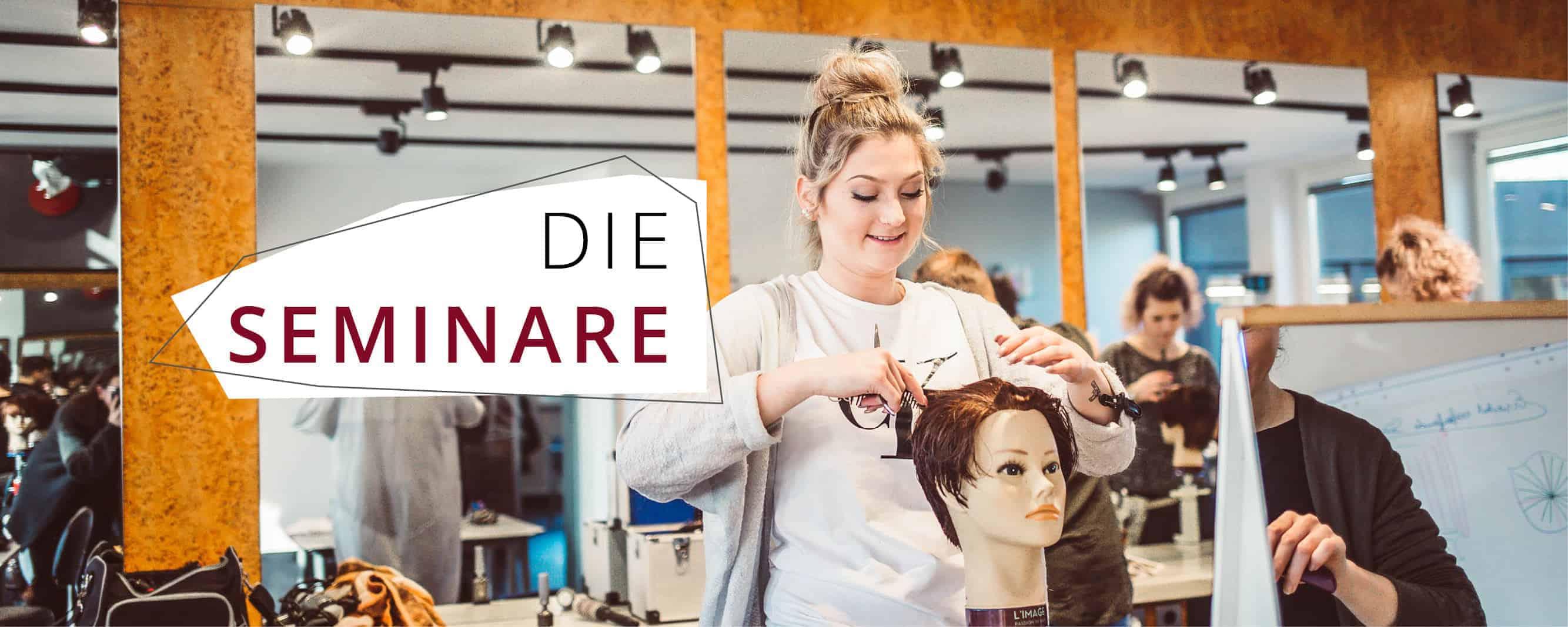 Header Seminarübersicht Meininghaus Friseurschule Forchheim