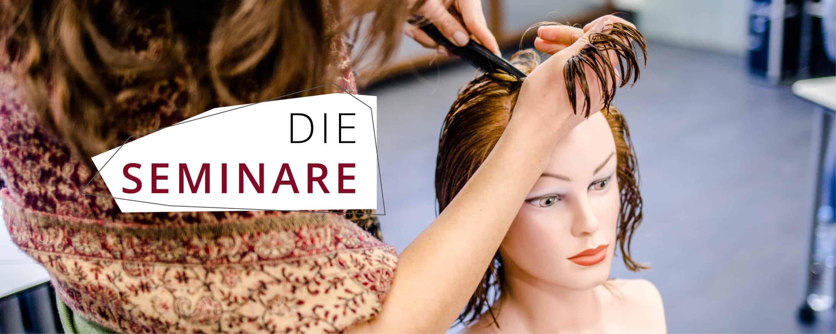 Header Seminarübersicht Friseurschule Meininghaus Forchheim